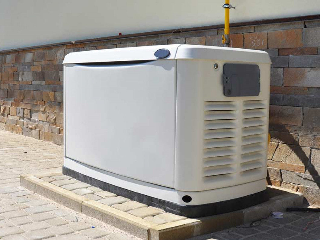 We offer commercial generators for businesses in the area